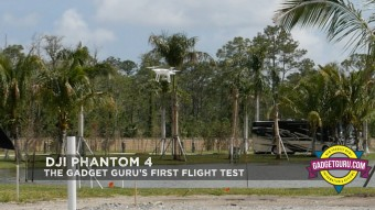 DJI Phantom 4 Leaves Much To Be Desired In Easy Setup And Flight Experience