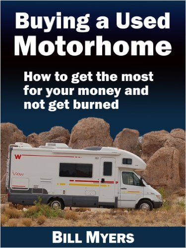 Buying A Used Motorhome book