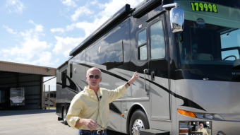 The Gadget Guru Launches Motorhome Section: Shopping, Driving And More!