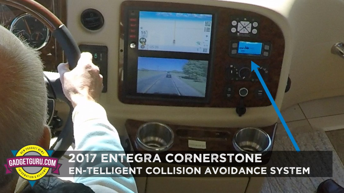 Entegra Collision Avoidance