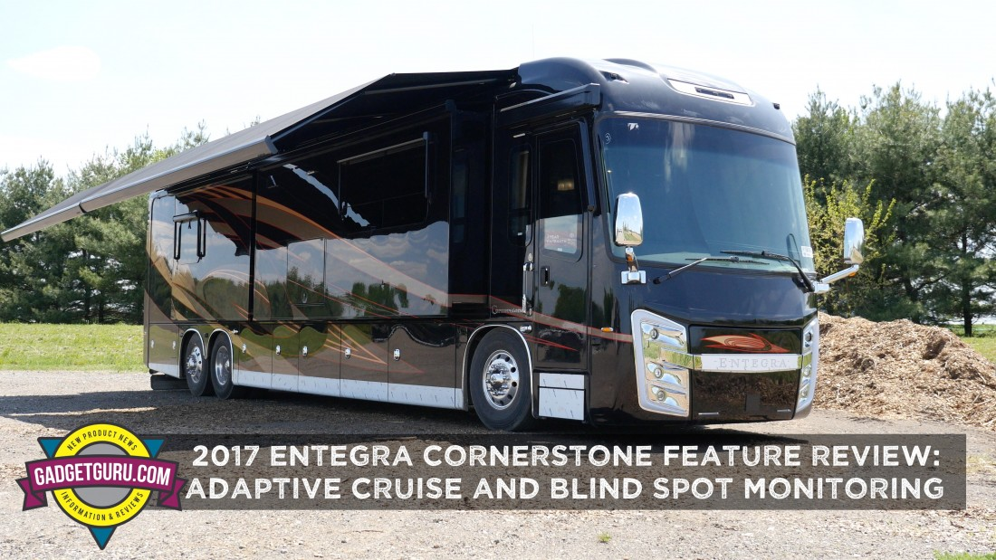2017 Entegra Cornerstone Review