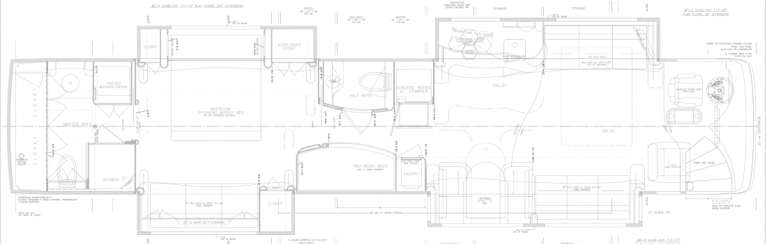 Newell Floorplan