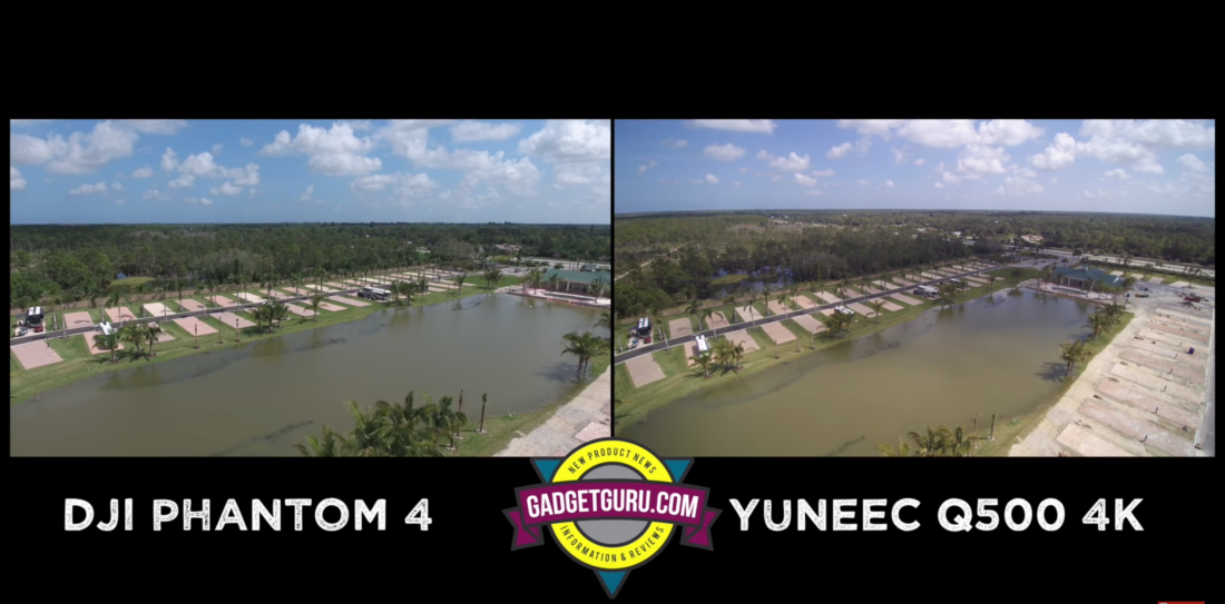 DJI vs Yuneec