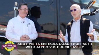 CH. 16-VIDEO: Jayco Manager Provides Overview Of Entegra, Part 1