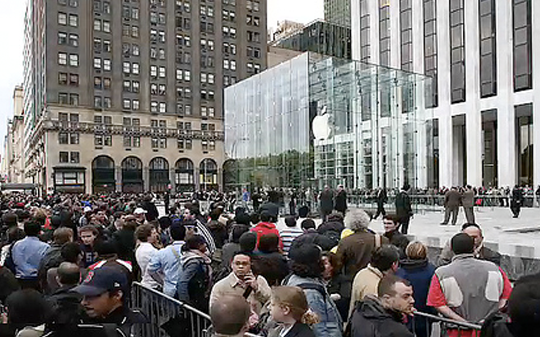 Apple Line NYC