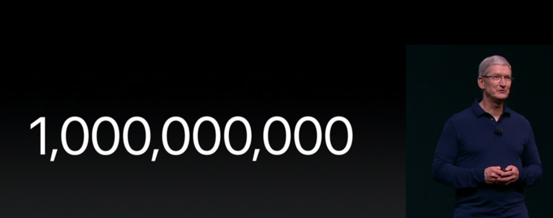Billion iPhones