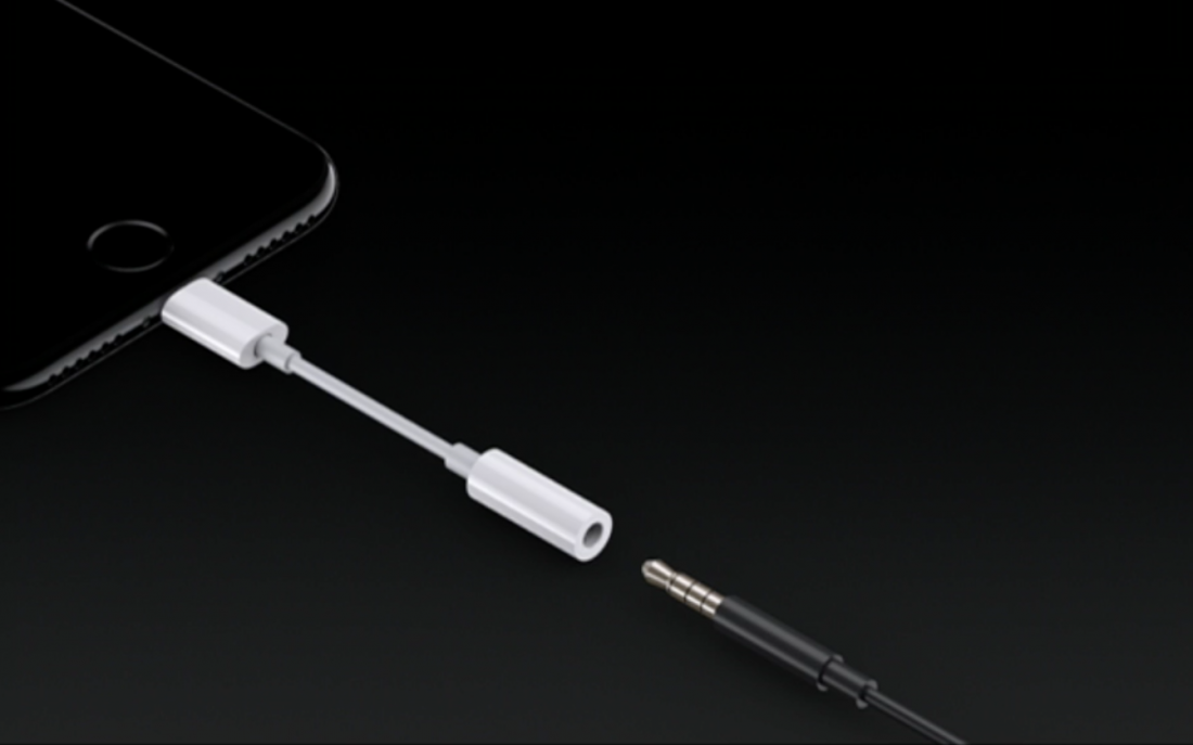 Apple Headphone Lightning Connector