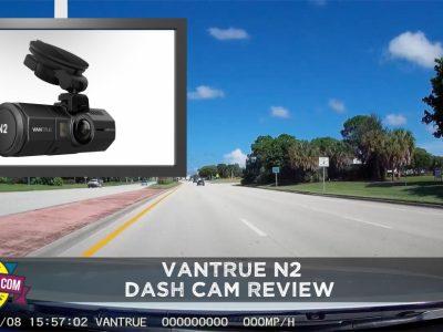 Vantrue N2 Review