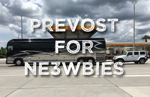 Prevost for newbies