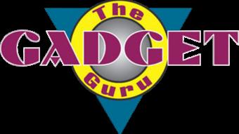 Gadget Guru Logo Vintage
