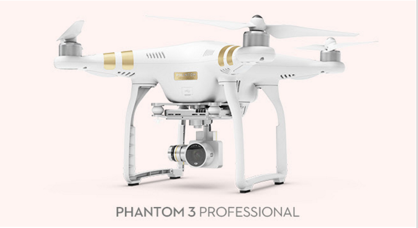 Gadget guru dji drops price on phantom 3 pro models in for Cost of phantom screens