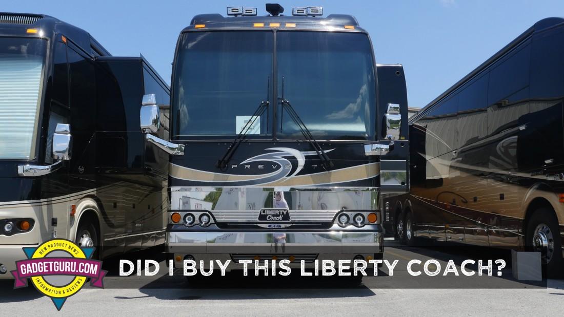 Liberty Coach Prevost