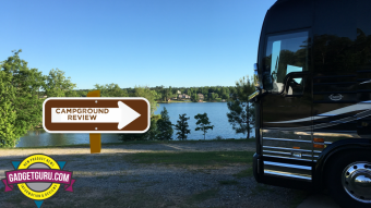 Macon's Lake Tobesofkee Claystone Campground Delivers An Unexpected Surprise