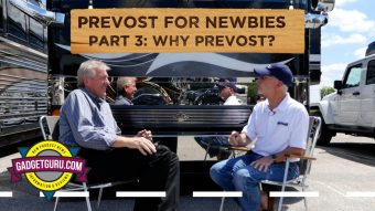 Prevost For Newbies, Part 3: A New Class A Motorhome or a Pre-Owned Prevost?