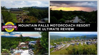 What You Need To Know About Mountain Falls Luxury Motorcoach Resort