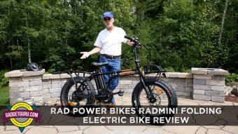 RadMini Electric Bike Review