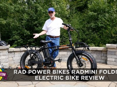 RadMini Electric Bike Review