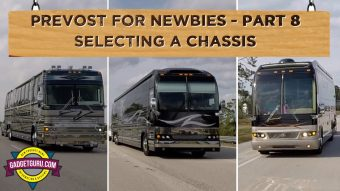 Prevost For Newbies – Part 8: Selecting A Chassis. H or X?