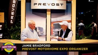 Meet Jamie Bradford And See What It Takes To Organize The Prevost Motorhome Expo