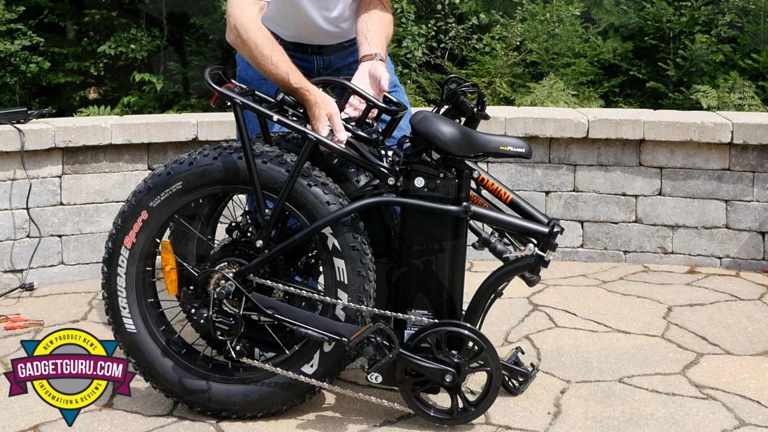 Gadget Guru Jupiter Bike S Folding Electric Scooter