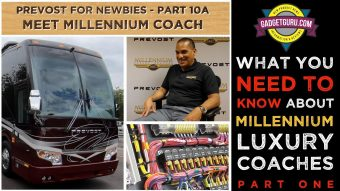 Prevost For Newbies – Part 10: What You Need To Know About Millennium Luxury Coaches