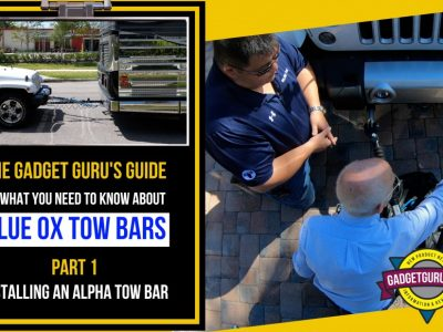 Blue Ox Tow Bar Review