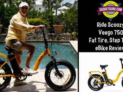 Veego 750 eBike Review