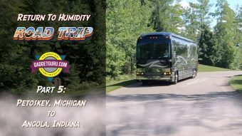 Return To Humidity Road Trip – Part 5: Petoskey, MI to Angola, IN