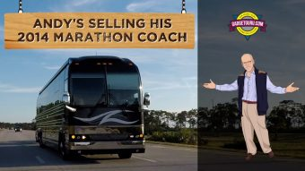 Andy's Selling His 2014 Marathon Prevost – Questions Answered