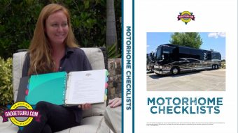 The Importance of a Detailed Motorhome Checklist and an Update On Andy's Coach Status
