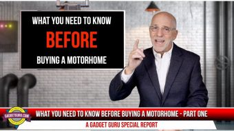 Video Series: What You Need To Know BEFORE Buying A Motorhome
