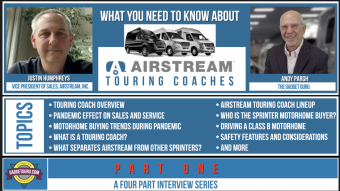 Part One: Airstream Touring Coaches - What You Need To Know